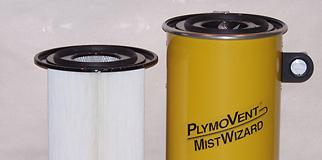 Фильтр масляного тумана